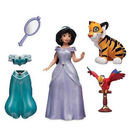 Disney Figurine Fashion Set Aladdin Jasmine