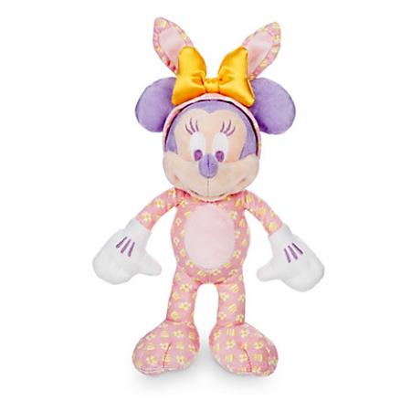 Disney Easter Plush - Minnie Mouse Easter Bunny - 9