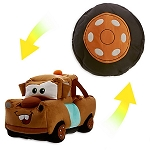 Disney Flip Pillow - Tow Mater and Wheel