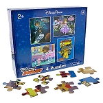 Disney Jigsaw Puzzle - Disney Junior - Set of 4
