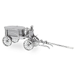 Disney 3D Model Kit - Haunted Mansion Hearse - Metal