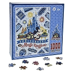 Disney Jigsaw Puzzle - Magic Kingdom 45th Anniversary