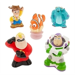 Disney Play Set - Pixar Squeeze Toy Set