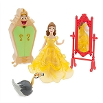 Disney Figure Playset - Belle - Light-Up