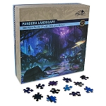 Disney Jigsaw Puzzle - The World of Avatar - Landscape