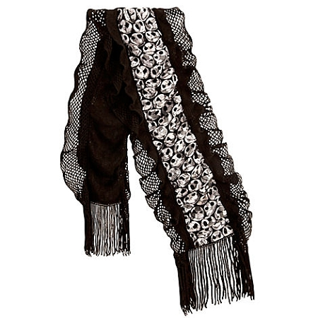 Disney Scarf - Jack Skellington Scarf for Women