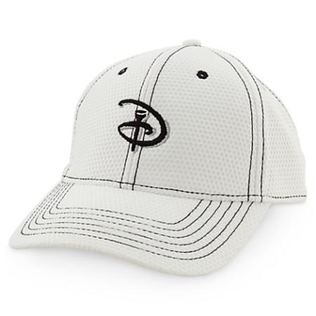 Disney Hat - Ahead Extreme Cap - Disney Resorts Golf - White 99e961cfde7