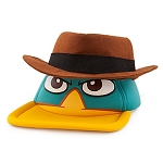 Disney Hat - Foam Cap - Phineas and Ferb - Perry