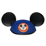Disney Hat - Ears Hat - Classic Mickey Mouse - Blue - Youth