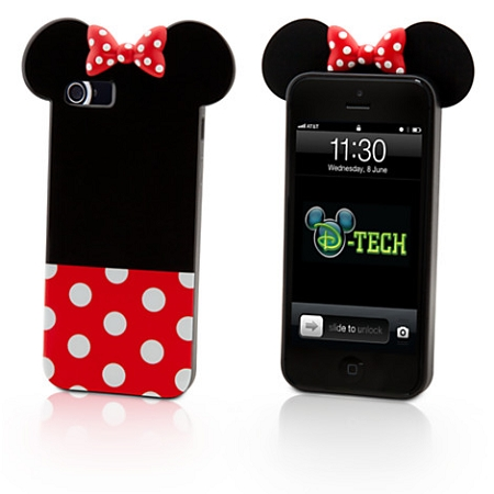 Disney IPhone 5 Case - Minnie Mouse Icon - Best of Minnie