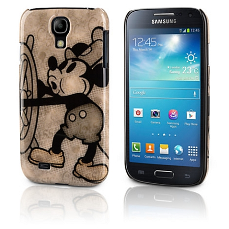 Disney Samsung Galaxy 4 Phone Case - Steamboat Willie
