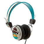 Disney Headphones - Perry - Agent P