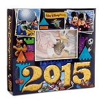 Disney Photo Album - 2015 Mickey Mouse - Walt Disney World - Medium
