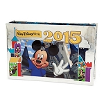Disney Photo Album - 2015 Mickey Mouse - Walt Disney World - Small