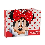 Disney Autograph Book and Photo Album - Minnie Mouse