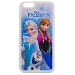 Disney IPhone 6 Plus Case - Frozen - Anna Elsa and Olaf