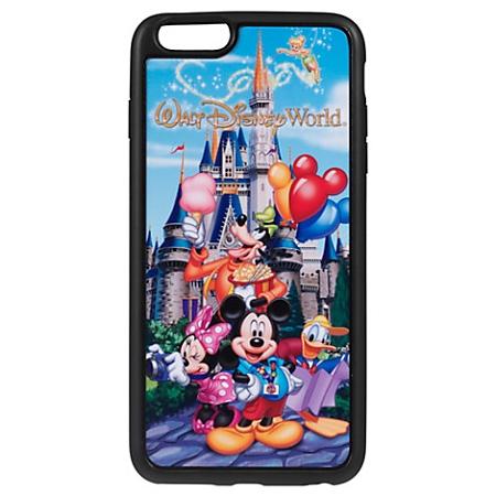 Disney IPhone 6 Plus Case - Mickey & Friends - Walt Disney W