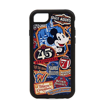 disney iphone cases disney iphone 7 6 6s magic kingdom 45th anniversary 10506