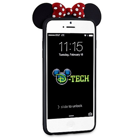 Set Disney Minnie Case for iPhone 8 7 6