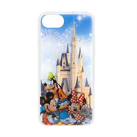 low priced b8087 053b4 Disney IPhone 7/6 Case - Cinderella Castle - Walt Disney World