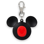 Disney MagicKeepers - Mickey Mouse Lanyard Clip - Black