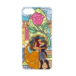 Disney IPhone 7/6/6S Case - Beauty and the Beast Stained Glass
