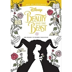 Disney Art of Coloring Book - Beauty and the Beast - Live Action Film