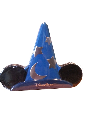 Disney Minnie's Bake Shop - Chocolate Chip Cookies - Sorcerer Hat Tin