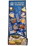 Disney Pin Starter Set - Mickey Mouse and Friends - Attraction Rides
