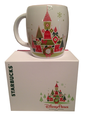 Starbucks Christmas Coffee Mugs.Disney Coffee Cup Mug Starbucks Christmas Mug