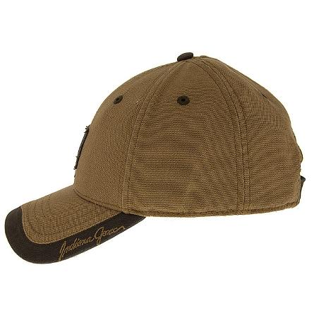 717df335ca90c Disney Hat - Baseball Cap - Indiana Jones - Dark Tan. Tap to expand