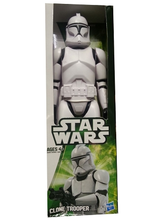 Disney Action Figure Toy - Star Wars - Clone Trooper