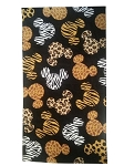 Disney Beach Towel - Animal Kingdom - Animal Prints