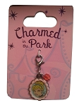 Disney Dangle Charm - Charmed in the Park - Cinderella Portrait