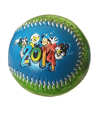 Disney Collectible Baseball - 2014 Mickey and Friends - Disney World