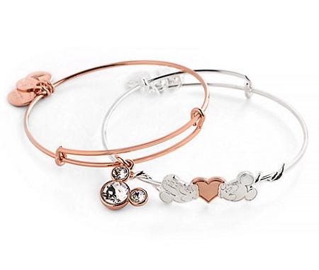 Disney Alex And Ani Bracelet Set Valentine S Day