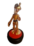 Disney Medium Figure Statue - Star Wars - Goofy as C-3PO