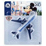Disney Die Cast Airplane - 2018 Mickey Mouse - Disney Parks