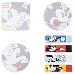 Disney Notepad Set - Mickey Mouse 80s Flashback - Expressions