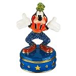 Disney Arribas Trinket Box - Goofy