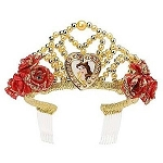Disney Princess Tiara - Costume Crown - Belle