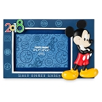 Disney Photo Frame - 2018 Mickey Mouse - Resin - 4 x 6 or 5 x 7