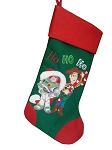 Disney Christmas Stocking - Toy Story - Buzz and Woody