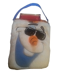 Disney Media Case Bag - Frozen - Olaf