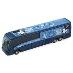 Disney Die Cast Bus - 2018 Mickey Mouse - Disney Parks