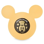 Disney Photo Frame - Mickey Mouse Icon - Gold