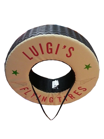 Disney Tire Hat - Cars Land - Luigi's Flying Tires