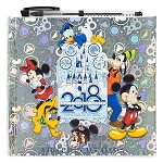 Disney Autograph and Photo Album - 2018 Mickey and Friends
