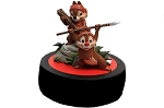Disney Figure Statue - Star Wars - Chip and Dale Ewoks