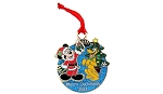 Disney Christmas Pin - 2013 Merry Christmas - Mickey Mouse & Pluto